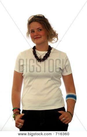 Teen T-shirt
