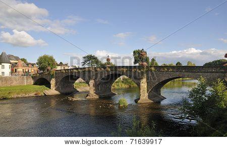 Usk Bridge, Usk