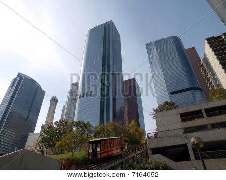 Towers Of Los Angeles