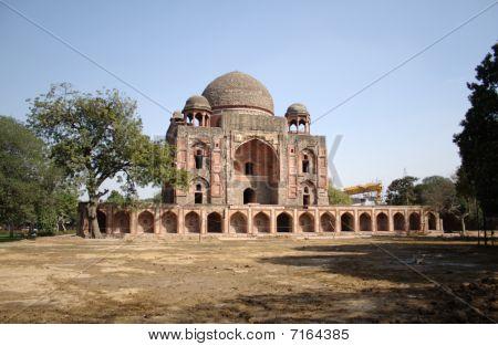 Abdur Rahim Khan-I-Khana's Tomb, New Delhi