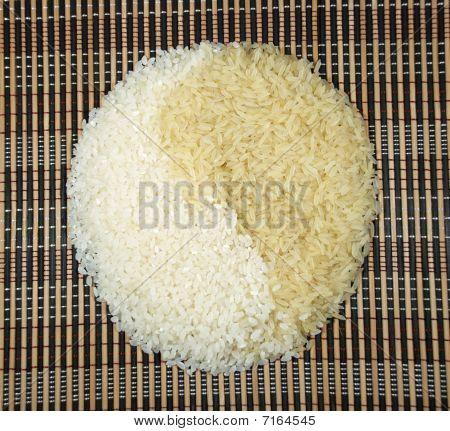 Rice Yin Yang
