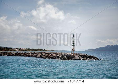 Marine Of Aegina Island