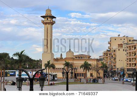 Luxor New Mosque, Egypt