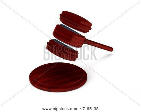 Gavel On The Move