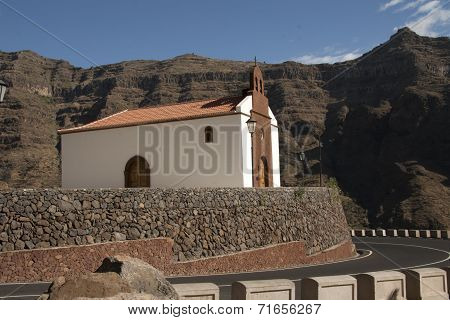 Church on La Gomera
