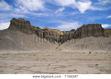Capitol Reef badlands