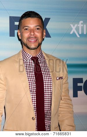 LOS ANGELES - SEP 8:  Wilson Cruz at the 2014 FOX Fall Eco-Casino at The Bungalow on September 8, 2014 in Santa Monica, CA