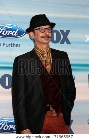 LOS ANGELES - SEP 8:  Dan Piraro at the 2014 FOX Fall Eco-Casino at The Bungalow on September 8, 2014 in Santa Monica, CA