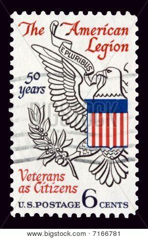 Legión Americana 1969