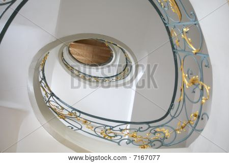 Jugendstil Staircase