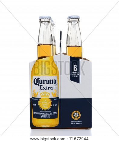 Corona Extra Six Pack End