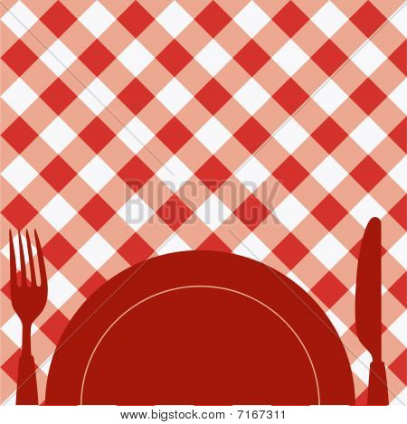 Menu Card Background