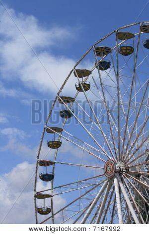 Carousel In The Prague