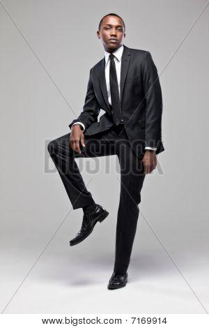 Modern Fashionable Man