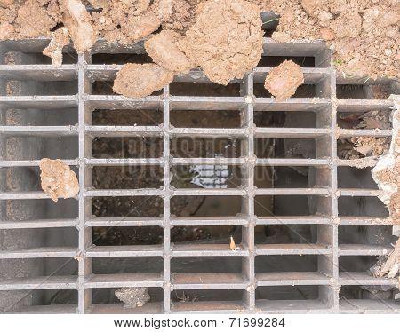 Sewage Manhole