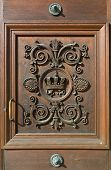 picture of munich residence  - Decorative Door at the Residence in Munich - JPG