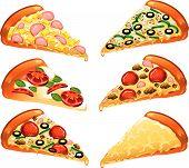 Постер, плакат: Пицца