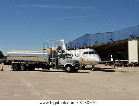 Private Jet Fuel Service