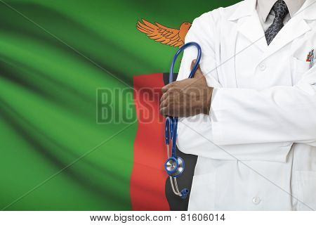 Concept Of National Healthcare System - Zambia