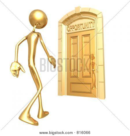 Opportunity Door