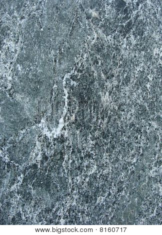 blue white wavy speckled marble sheet slab