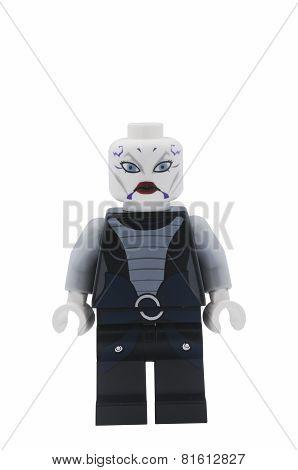 Asajj Ventress Lego Minifigure