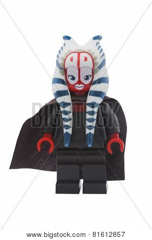 Shaak Ti Lego Minifigure