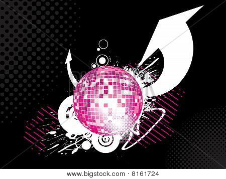 Grungy Music Design