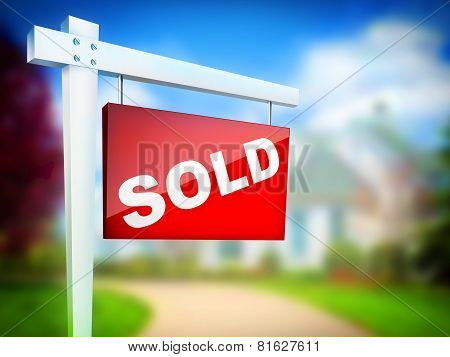 Sign - Sold