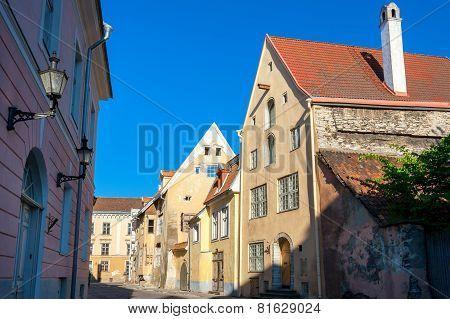 Old Tallinn. Estonia