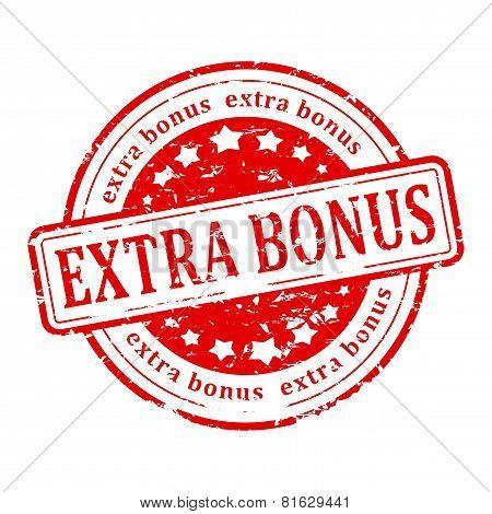 Red Stamp - Extra Bonus