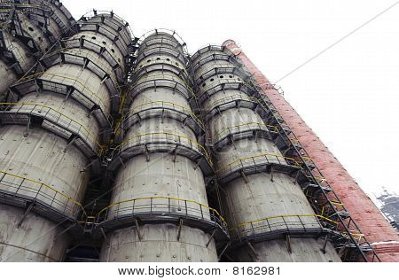 Metallurgical High Furnace