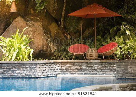 Resort Poolside Chairs