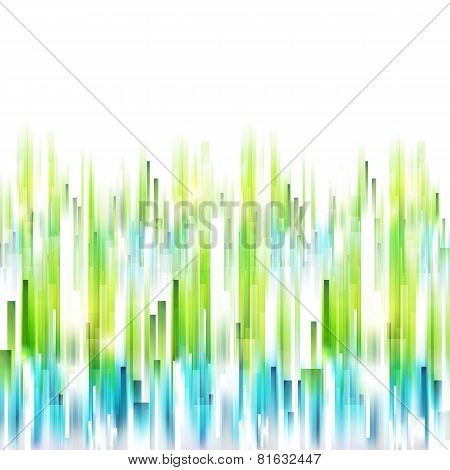 Abstract Spring Vertical Lines Background