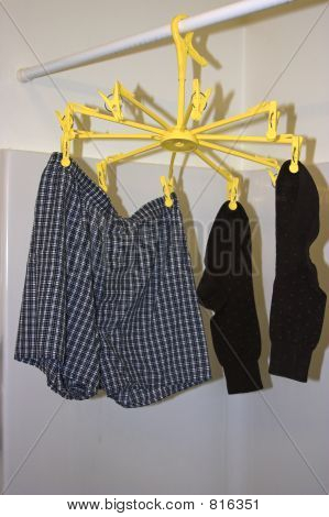 Portable Clothes Line 3
