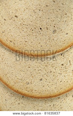 Slices of Bread, Detail, vertical