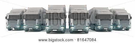 Truck - Silver