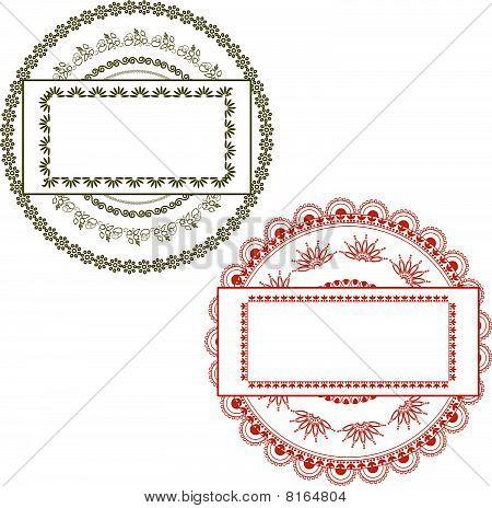 Henna Tiles