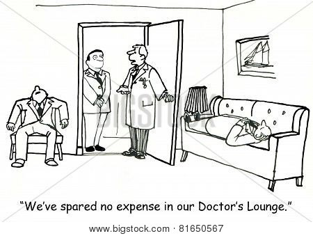 Doctor's Lounge