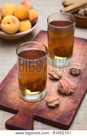 Bolivian Mocochinchi Drink