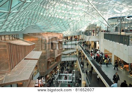 Golden Terraces