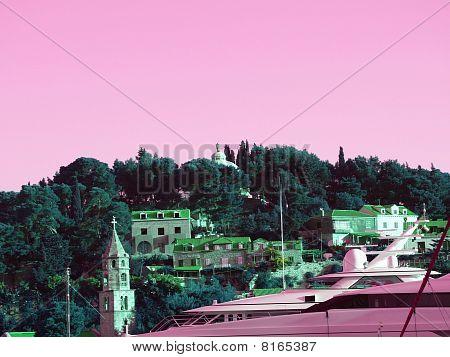 Stadt von cavtat