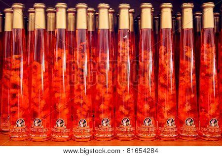 Kumquats Liqueur