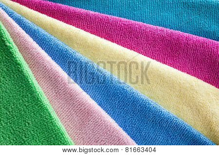 Bath Colorful Towels