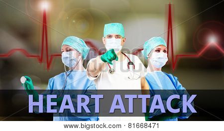 Doctors Heart Attack