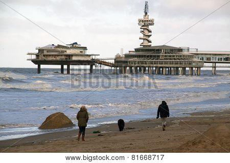 Beach Scheveningen