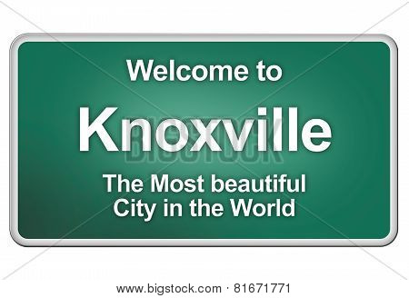 Welcome To Knoxville