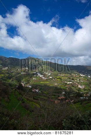Inland Gran Canaria, Winter