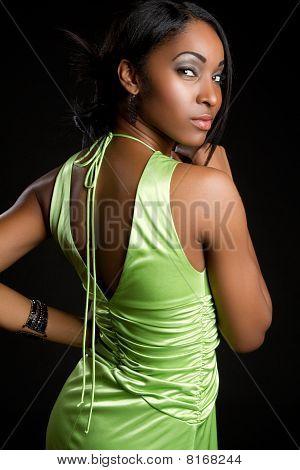 Sexy Black Woman