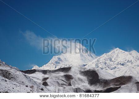 Dhaulagiri View, Himalayas, Nepal, Mustang, Muktinath